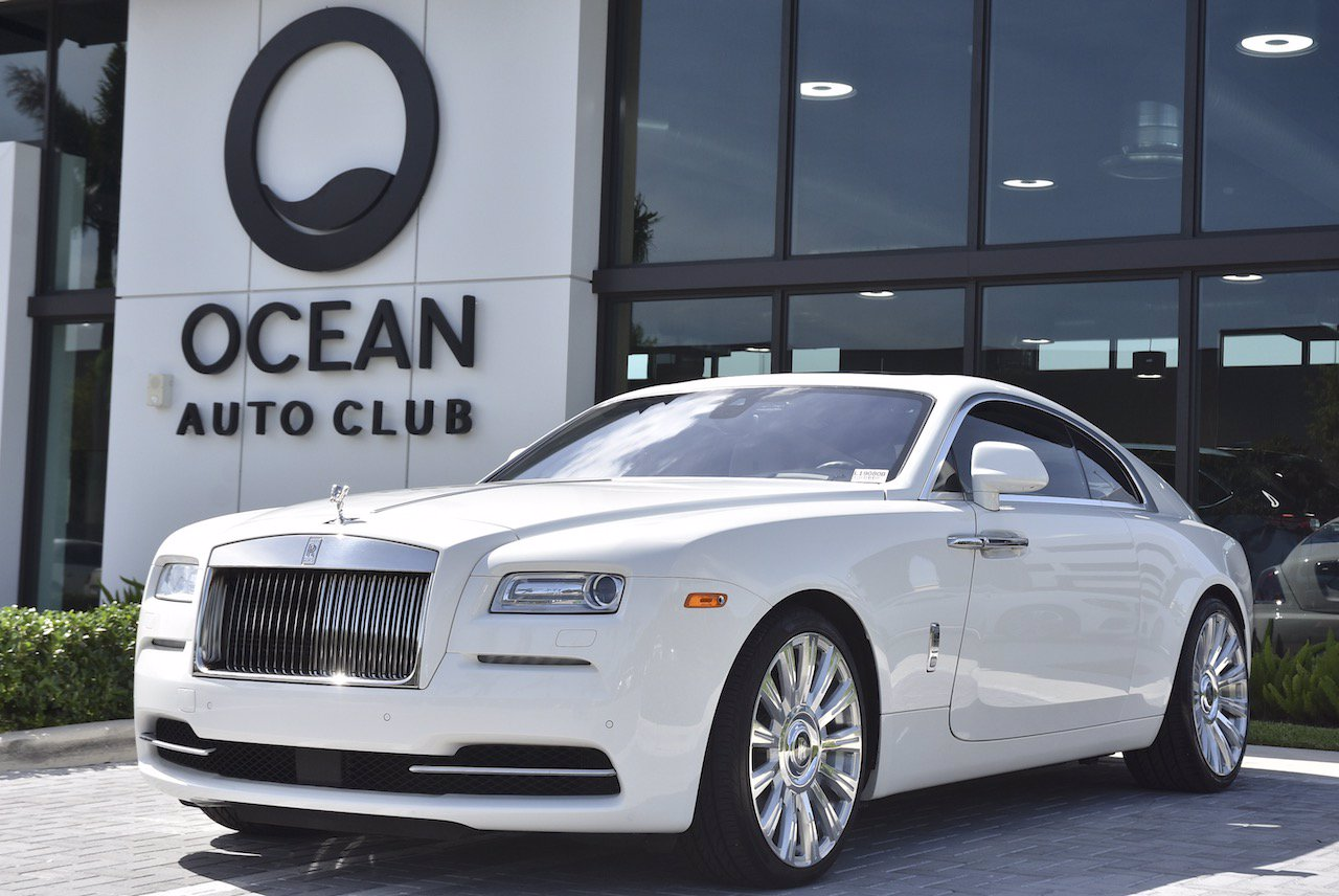 Pre-Owned 2016 Rolls-Royce Wraith Base