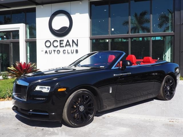Pre-Owned 2018 Rolls-Royce Dawn Base