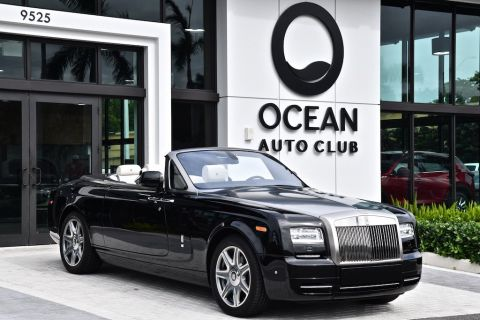 Pre-Owned 2014 Rolls-Royce Phantom Drophead Coupe Drophead