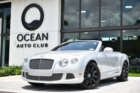 Pre-Owned 2012 Bentley Continental GTC Base