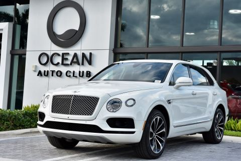 Pre-Owned 2018 Bentley Bentayga