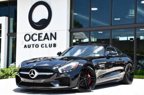 Pre-Owned 2017 Mercedes-Benz AMG® GT AMG® GT
